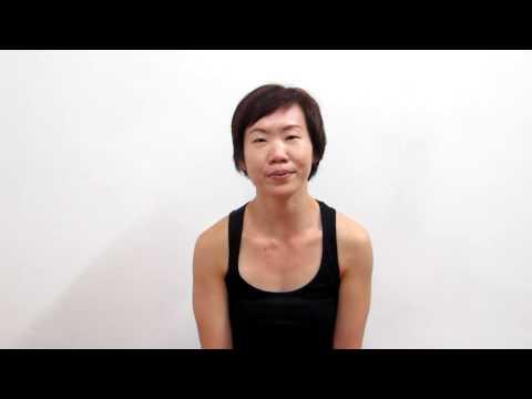 200Hours Ashtanga Yoga Teacher Training Singapore Testimonial by Betty