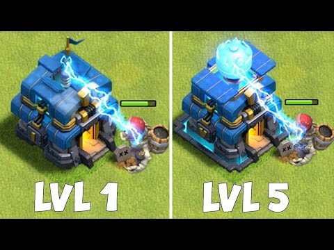 ALL TH 12 ATTACK LEVELS!!!