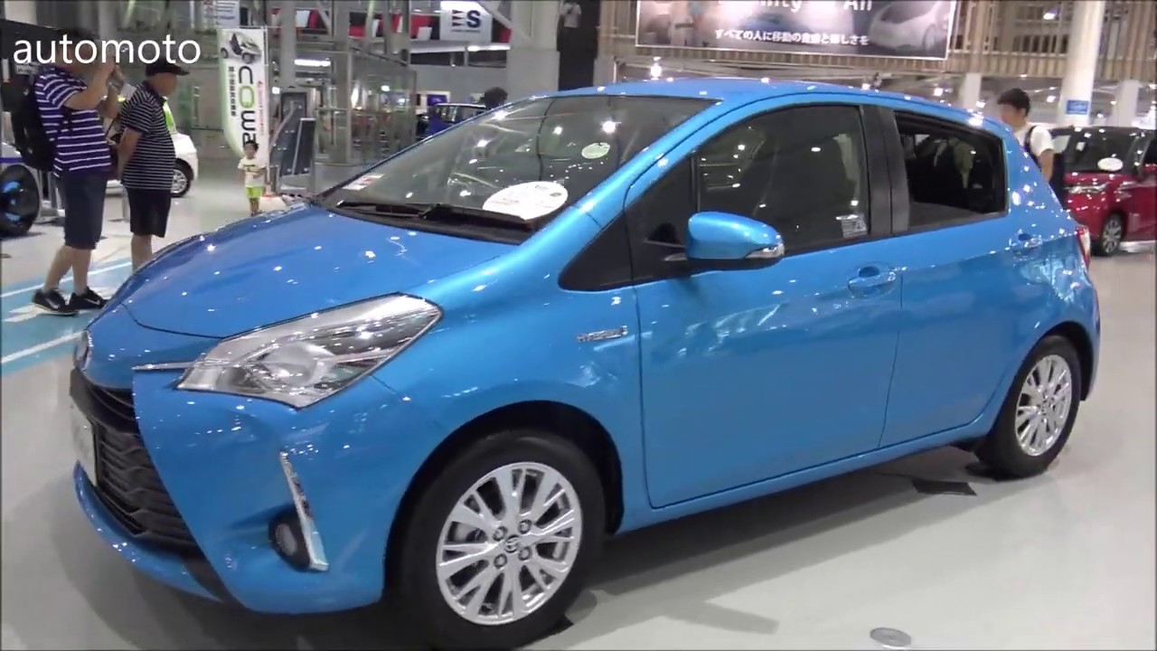 The New Toyota Vitz 2020