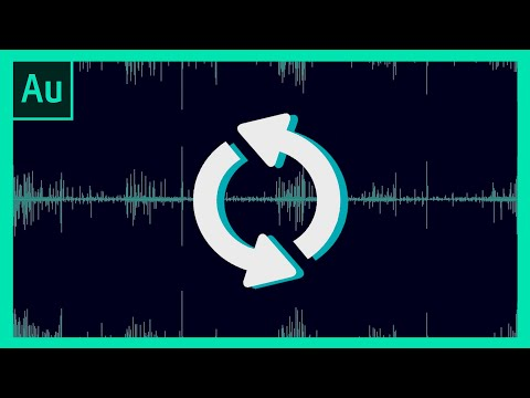How to Loop Music Seamlessly | Adobe Audition Tutorial thumbnail