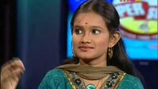 Vyshnavi Krishna -Laali laali - super singer ( Vaishnavi )