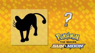 Pokemon Sun and Moon Episode 7 Who's that Pokemon  English Dubbed
