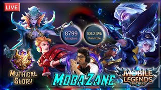 Road to Rank 1 Granger | Top Global Marksman | MobaZane | Mobile Legends