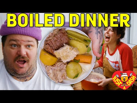 Download Fearless Flavors Boiled Dinner | Matty Matheson | Just A Dash | Ep 8