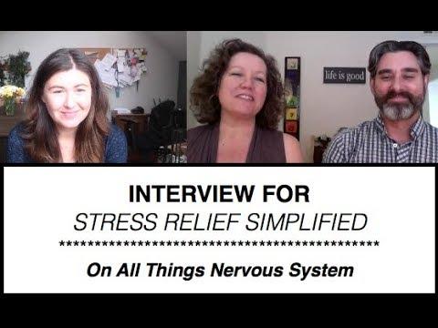 Stress Relief Simplified Online Summit Interview || w/ IRENE LYON