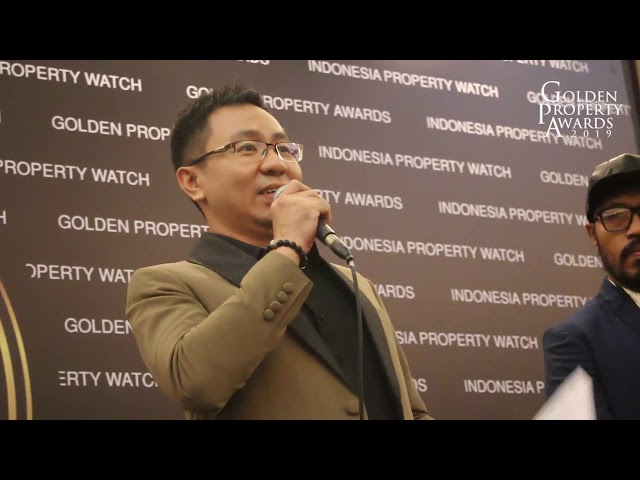 Prepare and Press Conference Golden Property Awards 2019