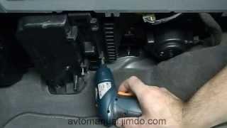 видео Замена ремня ГРМ 1,8 Ecotec