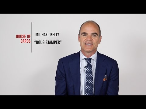 Emmy Contender Michael Kelly Talks Going Naked for Kevin Spacey on 'House of Cards' Set