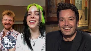 Download Billie Eilish and FINNEAS Share How They Came Up with the James Bond Theme