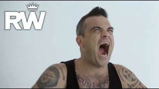 Robbie Williams | Behind-the-Scenes: Set Design | Take The Crown Stadium Tour Presented by Samsung