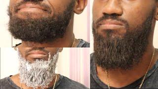 Perm/Relax Beard II Permaฑently Straighten Thick & Coarse Beard Hair
