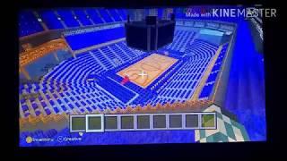 Minecraft Hockey Arena Update