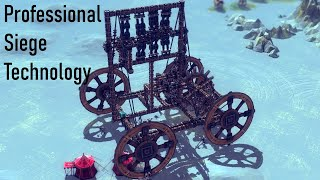 Making a Functional Engine in Besiege