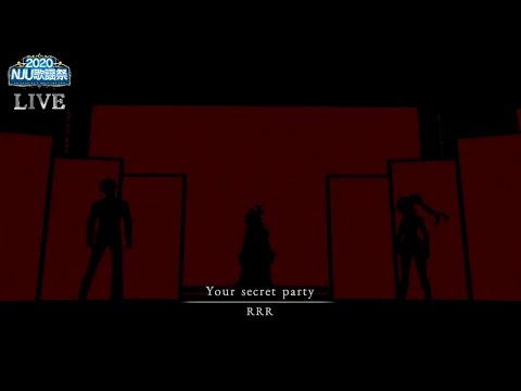【にじさんじユニット歌謡祭 】『Your secret party』RRR/鷹宮リオン・竜胆尊・ジョー・力一【歌切り抜き】