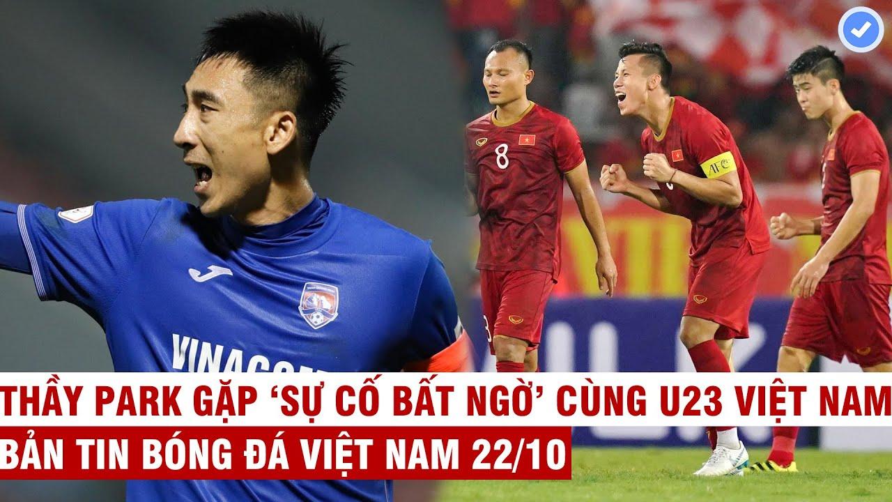VN Sports 22/10 | Hải Huy nguy cơ đền CLB TP HCM 5 tỷ, Hà Nội chốt lượng khán giả vào sân Mỹ Đình