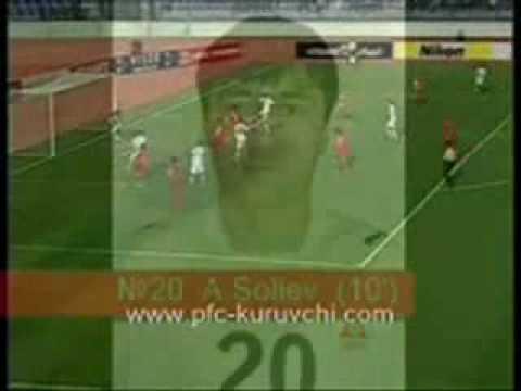Jose Luis Villanueva Idolo en FC Bunyodkor