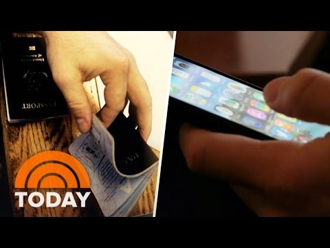 Invasive Phone Searches Of Americans Are Raising Concerns | TODAY