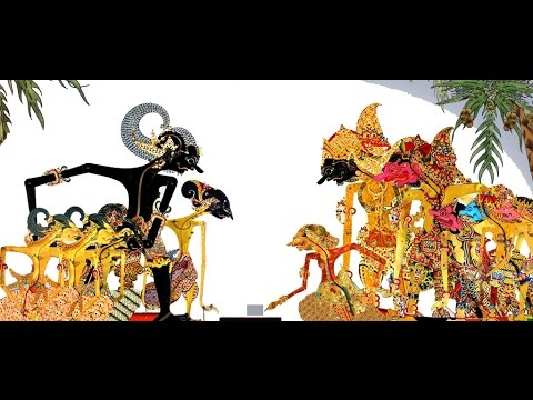 Wayang Jadul Cipta Wening Dalang Wari Sinden Hj. Dariyah  Lakon Arjuna Dadi Buta  (Part 2)