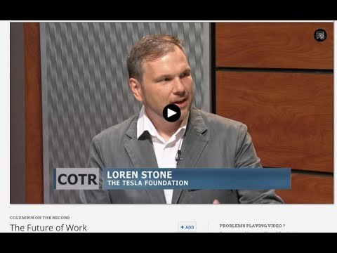 The Future of Work, WOSU On The Record with Loren Stone