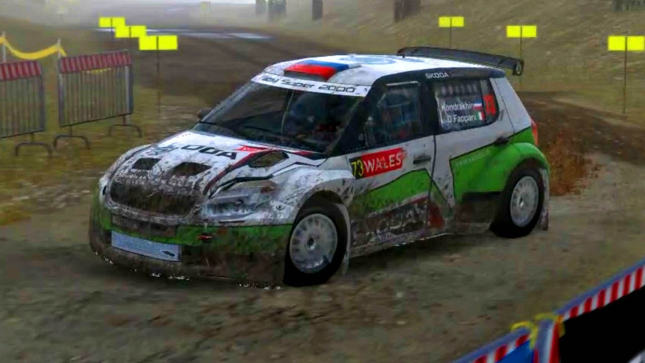 wrc 4 fia world rally championship gameplay ps3 hd 720p part 1 youtube. Black Bedroom Furniture Sets. Home Design Ideas