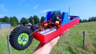 Gyro Stabilized 3D Printed RC Car