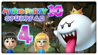 Let's Play MARIO PARTY 10 Part 4: König Buu Huu platzt in die Party