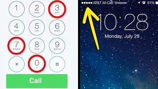 14 Secretos telefónicos impresionantes que pocas personas conocen