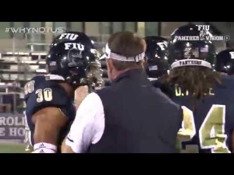 FIU Football Vs. Western Kentucky Highlights
