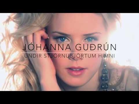 Jóhanna Guðrún - Undir Stjörnubjörtum Himni