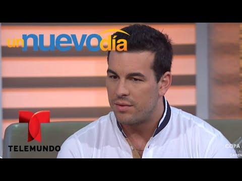 """Nos visita Mario Casas, protagonista de """"Bajo la Piel del Lobo""""  Un Nuevo Día  Telemundo"""