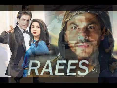 Raees Movie Song Maria Meer Amanat Ali I Shahrukh Khan Sunny Leone Youtube