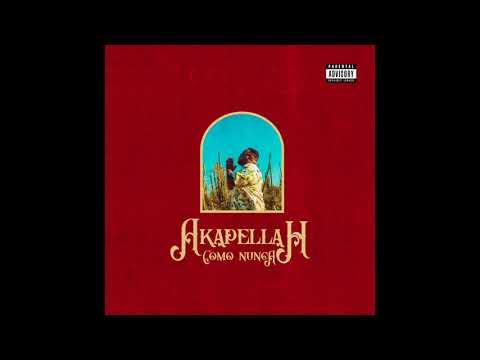 Akapellah - Smoking Feat Denyerkin (Track 09 Album Como Nunca)
