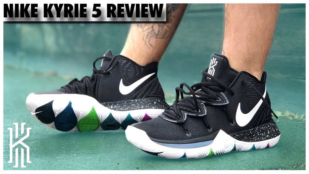 a69a5ac1dd2c Nike Kyrie 5 Review. WearTesters
