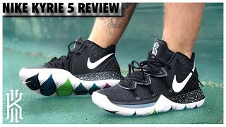 Nike Kyrie 5 Review