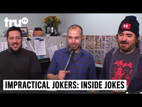 Impractical Jokers: Inside Jokes - Joe Goes Commando | truTV