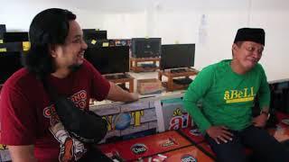 BERKUNJUNG ke RENTAL PS3 di MADURA