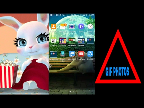 How To Gif Photos Free Download In App Android