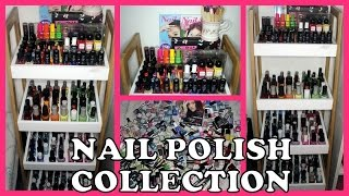✿ Huge Nail Polish Collection ✿ High-end, Drugstore, Korean & Local Brands! ♥