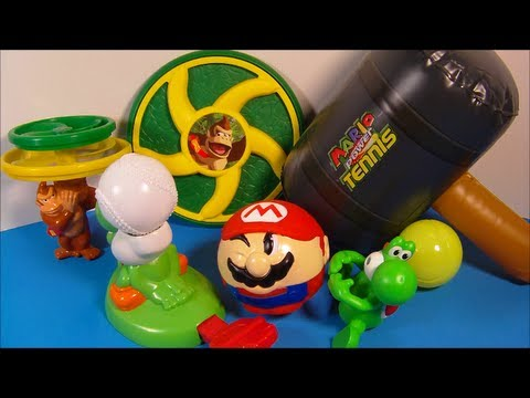 Fast Food Toy Reviews