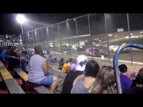 Brewerton Speedway - July 16, 2016 - Crate Sportsman Main