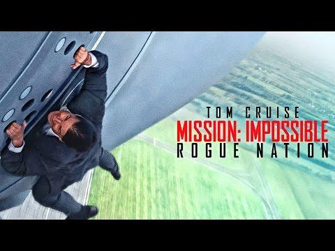 Mission Impossible: Rogue Nation - Review, Kritik - German Deutsch