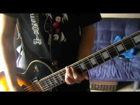 = Brick By Boring Brick - Paramore - Guitar Cover =
