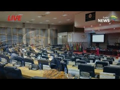 PAP holds 5th Ordinary Session of the 4th Parliament, 11 October 2017