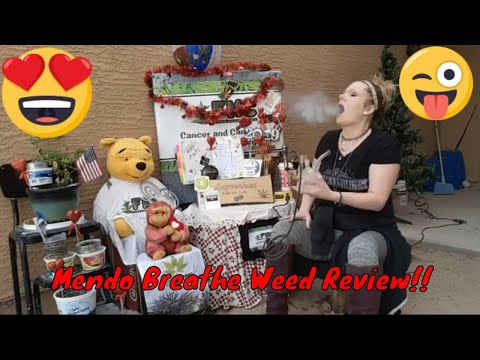 Mendo Breathe concentrate weed review from Wickenburg
