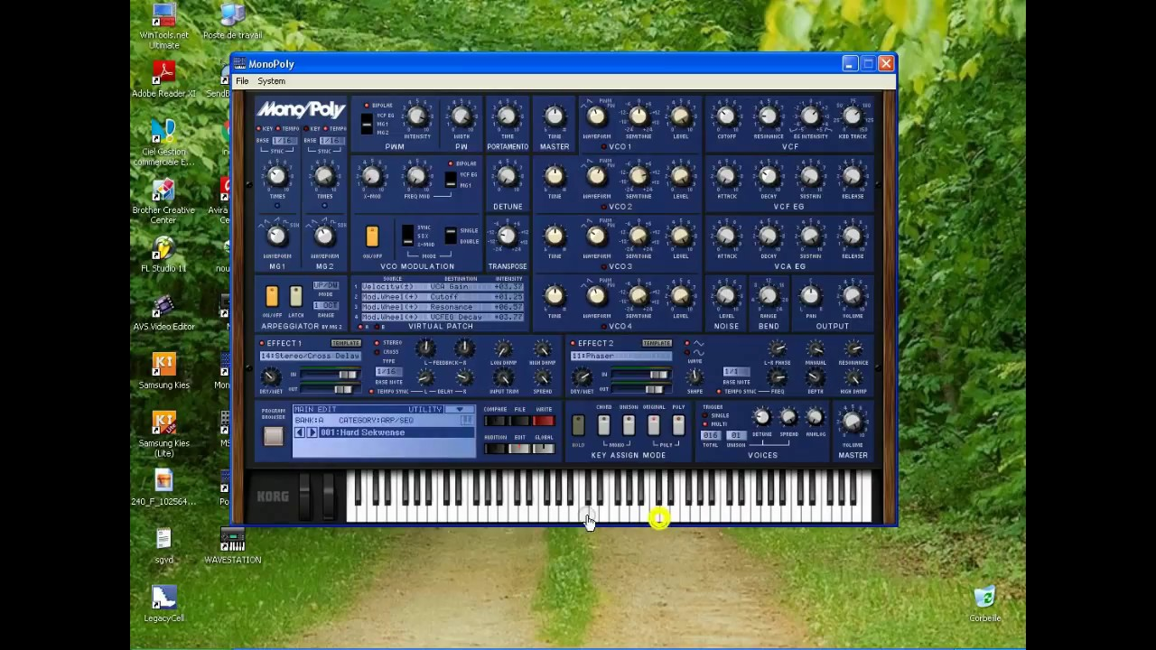 How to download and install korg M1 for fl studio
