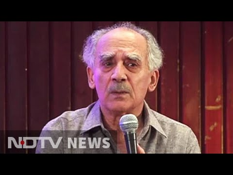 There has never been a weaker Prime Minister's Office: Arun Shourie