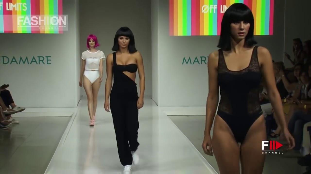 6f234ca033 PARAH Spring Summer 2019 Maredamare 2018 Florence Fashion Channel ...