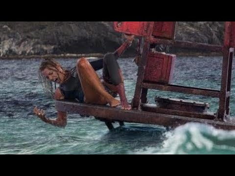 Horror Movies 2018 | shark films | THE SHALLOWS 2018