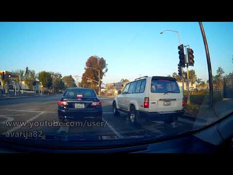 HIT AND RUN COMPILATION #1 | BAD DRIVERS USA | NORTH AMERICAN DRIVING FAILS