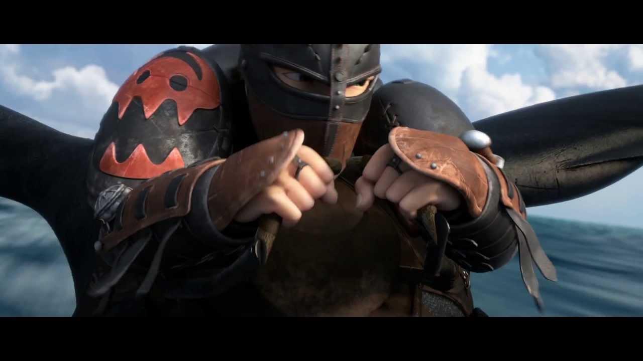 dragons 2 teaser vf hd youtube
